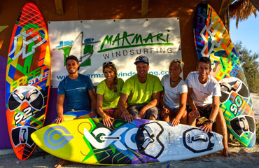 Team Marmari Windsurfing Center Kos