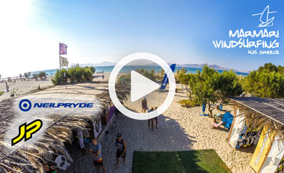 Marmari Windsurfing Center Kos Video 2015