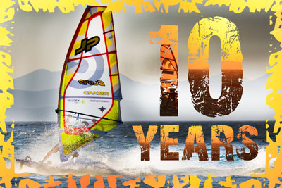 Marmari Windsurfing Center Kos 10 years